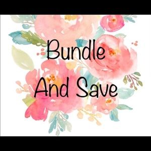 Bundle and save on shipping
